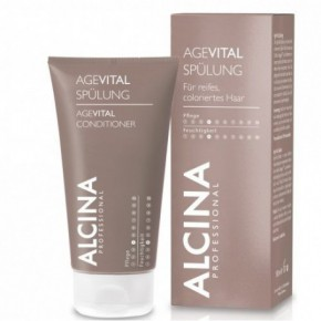 Alcina AgeVital Coloured Mature Hair Conditioner 150ml