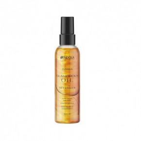 Indola Glamorous Oil Detangler Priemonė neleidžianti plaukams veltis 150ml