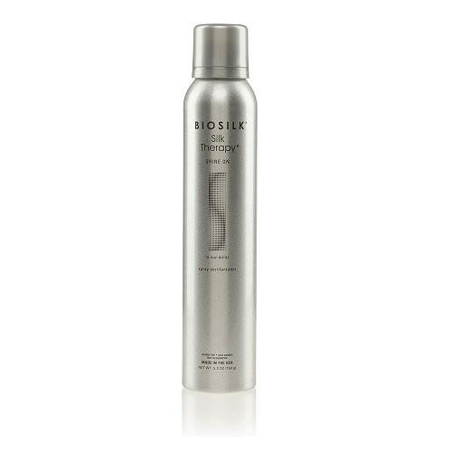 Biosilk Silk Therapy Shine One Plaukų blizgesys 150g