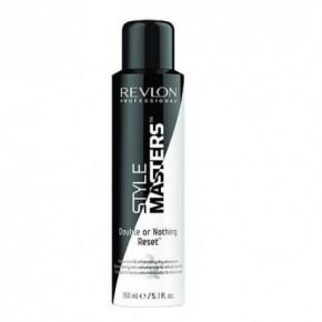 Revlon Professional Style Masters Double Or Nothing Reset Priemonė suteikianti apimties ir veikia kaip sausas šampūnas 150ml