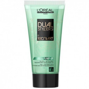 L'Oréal Professionnel Tecni Art Liss and Pump - Up Dvigubo poveikio gležnų plaukų formavimo priemonė 170ml