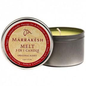 Marrakesh Earthly Body Original masažinė žvakė 177ml