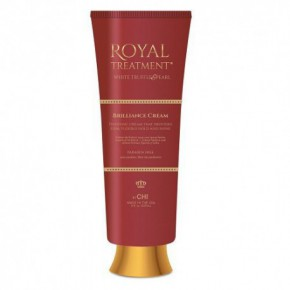 Farouk Royal Treatment Brilliance Cream Lanksčios fiksacijos modeliavimo kremas 177ml