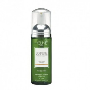 Keune So Pure AIR FORMING STRONG Stiprios fiksacijos plaukų putos 185ml