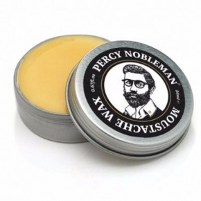 Percy Nobleman Moustache Wax Ūsų vaškas 20ml