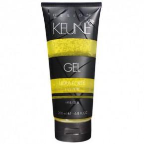 Keune Design ULTRA FORTE Plaukų želė stipriai plaukų fiksacijai 200ml