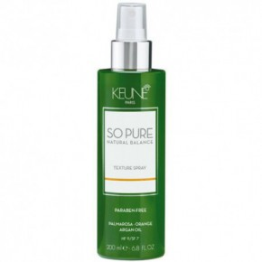 Keune So Pure TEXTURE SPRAY Tekstūrinis plaukų lakas 200ml
