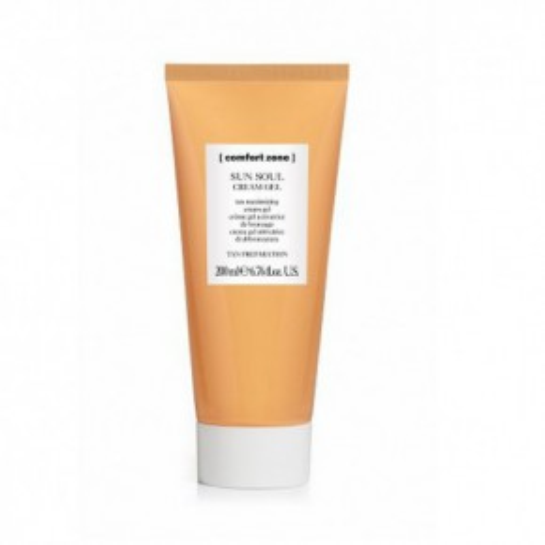 Comfort Zone Sun Soul Cream Gel Įdegį skatinantis veido ir kūno gelis 200ml