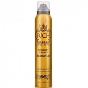 Rich Pure Luxury Sure Hold Hair Spray Vidutinės fiksacijos plaukų lakas 200ml