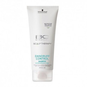 Schwarzkopf BC Scalp Therapy Dandruff Control Plaukų šampūnas nuo pleiskanų 200ml