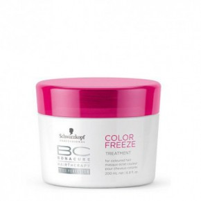 Schwarzkopf BC Color Freeze Kaukė dažytiems plaukams 200ml