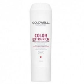 Goldwell Dualsenses Color Extra Rich kondicionierius dažytiems plaukams 200ml