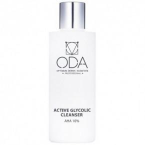 ODA Active Glycolic Cleanser AHA Aktyvusis prausiklis su glikolio rūgštimi 10% 200ml