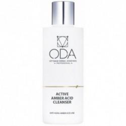 ODA Active Cleanser With Amber Acid Aktyvusis prausiklis su gintaro rūgštimi 200ml