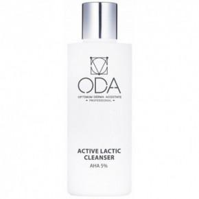 ODA Active Lactic Cleanser AHA Aktyvusis prausiklis su pieno rūgštimi 5% 200ml