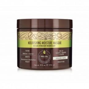 Macadamia Nourishing Moisture masque Maitinamoji, drėkinamoji plaukų kaukė 60ml