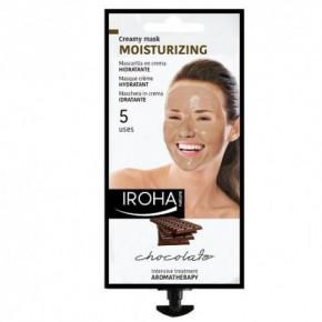 IROHA Moisturizing Drėkinamoji veido kaukė su kakava 25ml