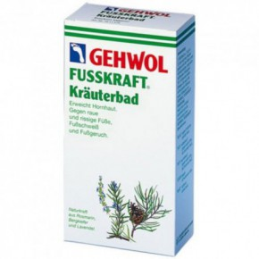 Gehwol Fusskraft Herbal Bath Žolelių vonelė 250g
