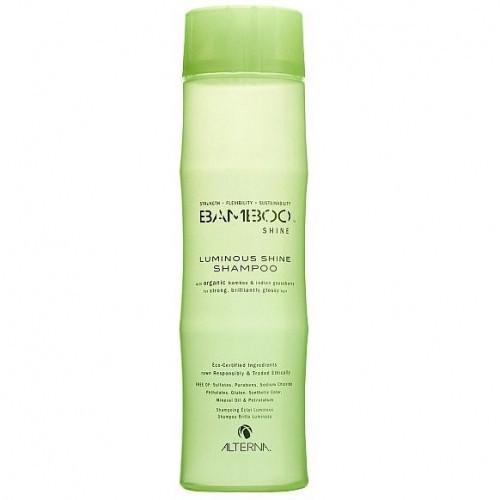 Alterna Bamboo Shine Stiprinantis ir blizgesio suteikiantis šampūnas 250ml