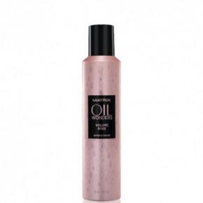 Matrix Oil Wonders Volume Rose Apimtį didinančios plaukų putos 250ml