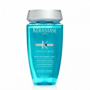 Kerastase Specifique Bain Vital Dermo-Calm Plaukų šampūnas jautriai galvos odai 250ml