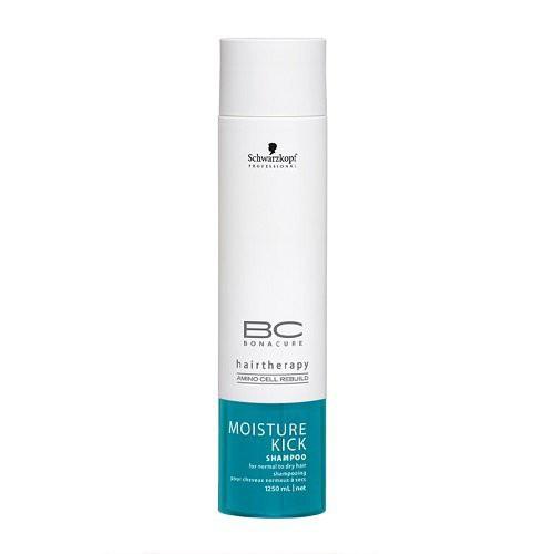 Schwarzkopf BC Moisture Kick Drėkinamasis plaukų šampūnas 1000ml