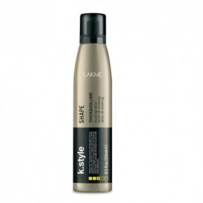 Lakme K.Style Shape Purumo ir formą suteikiantis plaukų losjonas 250ml