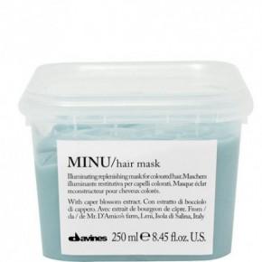 Davines Minu Hair Mask Plaukų kaukė dažytiems plaukams 250ml