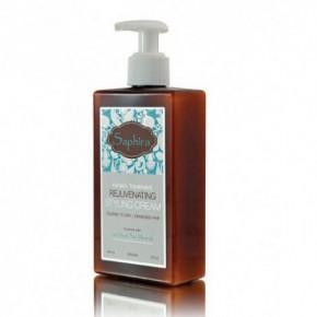 Saphira Rejuvenating Styling Cream Atstatomasis plaukų formavimo kremas su keratinu 250ml