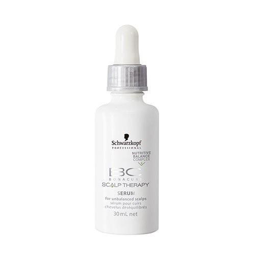 Schwarzkopf BC Scalp Therapy Sensitive Serum Raminamasis galvos odos serumas 30ml