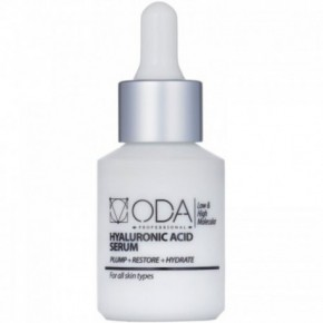 ODA Hyaluronic Acid Serum Hialurono rūgšties serumas 30ml