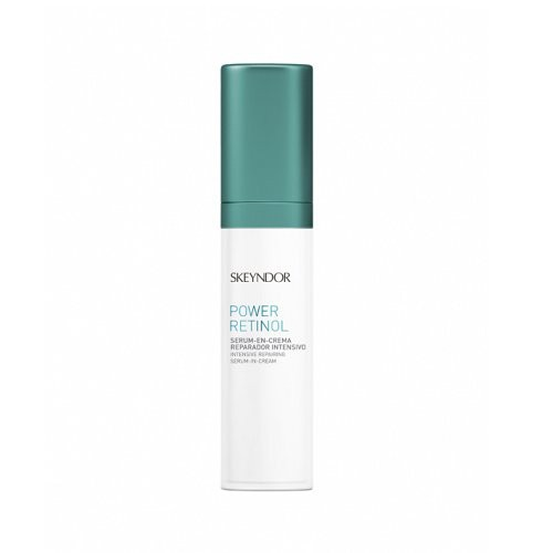 Skeyndor Power Retinol Intensive Repairing Serum-in-Cream Intensyvus atkuriamasis serumas - kremas 30ml
