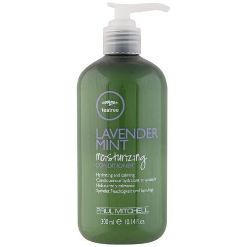 Paul Mitchell Lavender Mint Moisturizing Conditioner Drėkinantis, raminamasis levandų kondicionierius 300ml