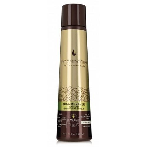Macadamia Nourishing Moisture Conditionier Maitinamasis, drėkinamasis kondicionierius plaukams 300ml