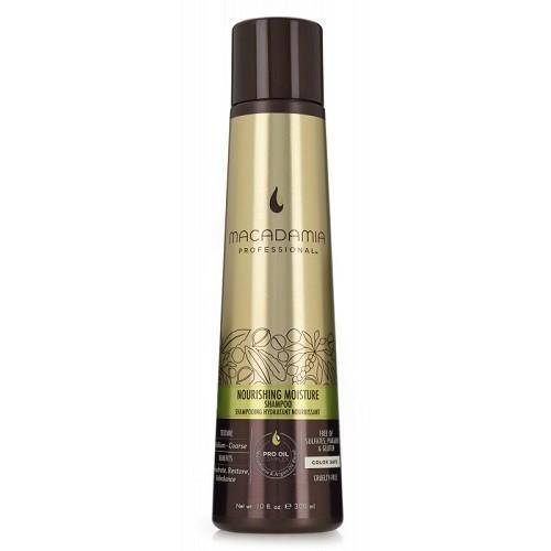 Macadamia Nourishing Moisture Shampoo Maitinamasis, drėkinamasis šampūnas plaukams 300ml