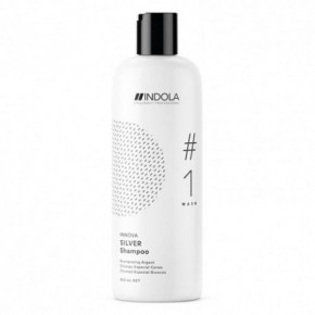 Indola Innova Color Silver Hair Shampoo 300ml