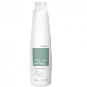 Lakme K.Therapy Purifying Šampūnas riebiems plaukams 300ml