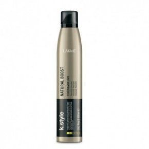 Lakme K.Style Natural Boost Purumo suteikiančios plaukų putos 300ml