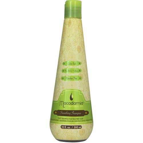 Macadamia Natural Oil Smoothing Shampoo Plaukus glotninantis šampūnas 300ml