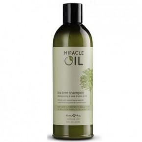 Marrakesh Miracle Oil Plaukų šampūnas 473ml