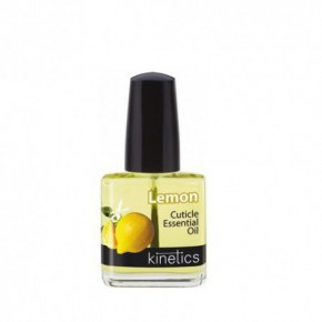 Kinetics Professional Cuticle Oil Lemon Aliejus nagų odelėms su citrinų aliejumi 5ml