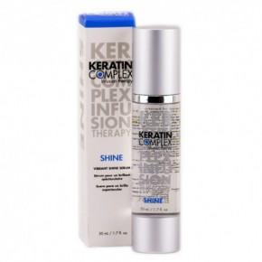 Keratin Complex Infusion Therapy Shine Blizgesio suteikiantis serumas 50ml
