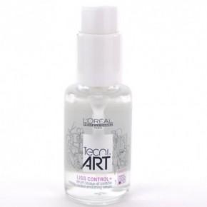 L'Oréal Professionnel Tecni Art Liss Control Lyginamasis serumas plaukų žvilgesiui 50ml