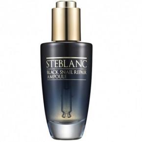 Steblanc Black Snail Repair Ampoule Atstatomasis serumas veido odai su juodųjų sraigių ekstraktu 50ml
