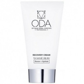 ODA Recovery Cream, For Normal/oily Skin Atkuriamasis veido kremas normaliai/ riebiai odai 50ml