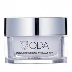 ODA Moisturizing Face Cream With Aloe Vera & Hyaluron 50ml
