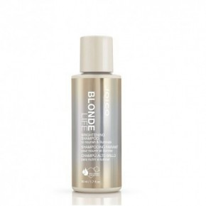 Joico Blonde Life Brightening Šampūnas šviesiems plaukams 50ml