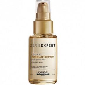 L'Oréal Professionnel Absolut Repair Lipidium serum Lyginamasis labai pažeistų plaukų serumas 50ml