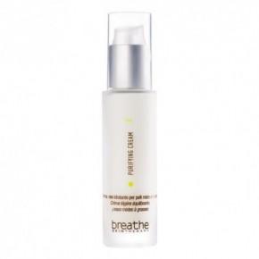 Breathe Daily Purifyng Cream Kremas mišrioms ir riebioms veido odoms 50ml