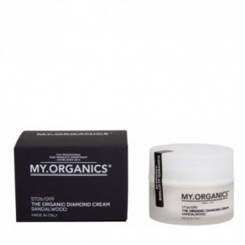 My.Organics Thickening Diamond Hair Cream with sandalwood 50ml